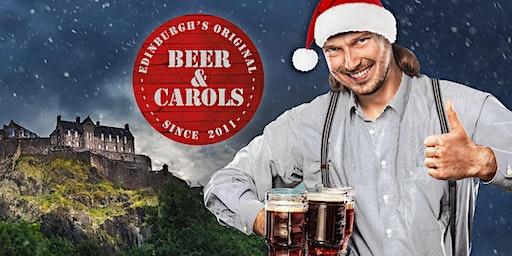 Ps & Gs Beer & Carols (Men only)