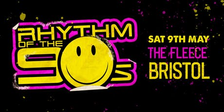 Rhythm Of The 90s tickets