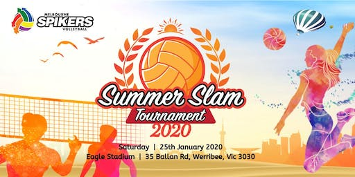 MELBOURNE SPIKERS SUMMER SLAM VOLLEYBALL TOURNAMENT 2020