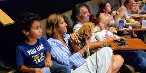 Movie Night with Your Dog...