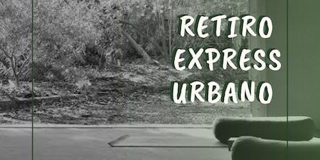 Retiro Express Urbano ingressos