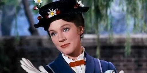 Mary Poppins (1964) Rated U