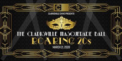 The Clarksville Masquerade Ball - Great Gatsby