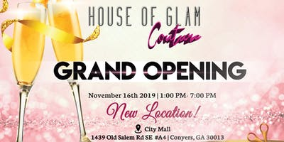 House of Glam Couture Grand Opening