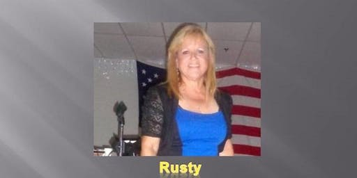 "Entertainment Friday with ""Rusty"""
