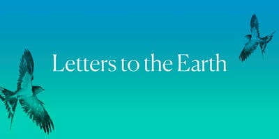 Letters to the Earth event