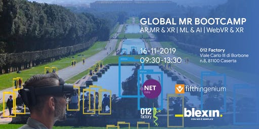 Caserta Global Mixed Reality Bootcamp