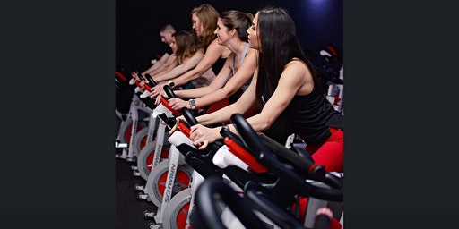 CycleBar at Brier Creek Girls Ride Event!