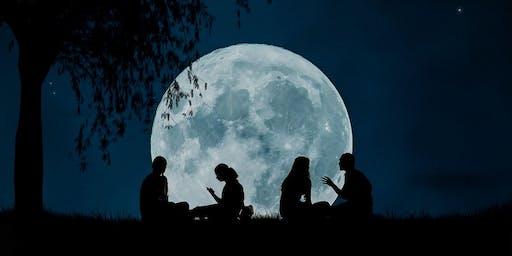 YIN YOGA | Rituel de la Pleine Lune