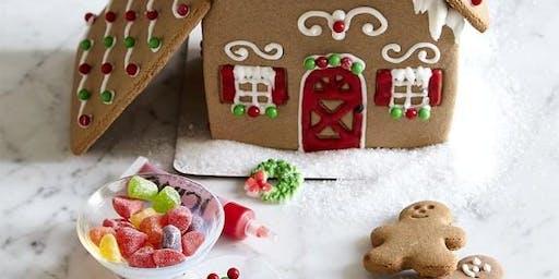 Gingerbread House contest, Mulled Wine or Egg Nog