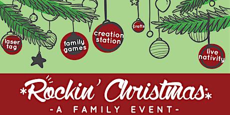 Rockin' Christmas 2019: A Family Event tickets