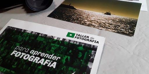 TALLER DE FOTOGRAFÍA DE EXCELENCIA