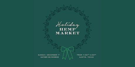 Holiday HMP Market tickets