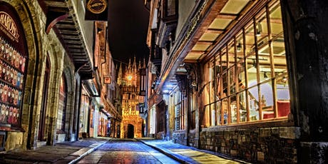 The Canterbury Ghost Tour tickets