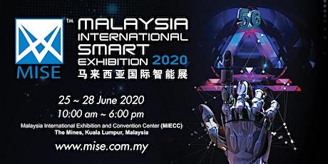 Malaysia International Smart Exhibition 2020 tickets