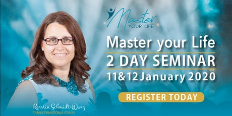 Master your Life - 8 principals for more success and happiness tickets