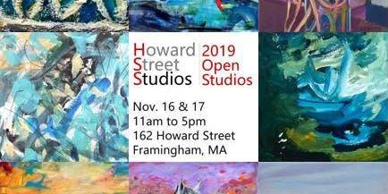 Open Studios at Howard Street Studios