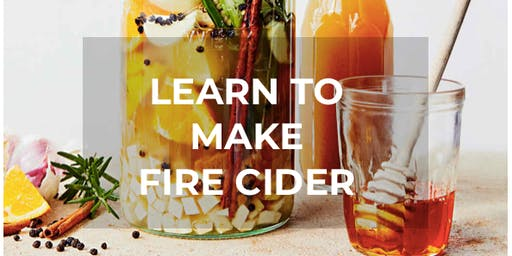 Fire Cider Workshop