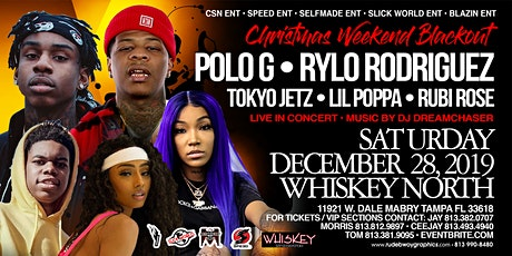 POLO G x RYLO RODRIGUEZ x TOKYO JETZ x LIL POPPA x RUBI ROSE THE BLACKOUT tickets