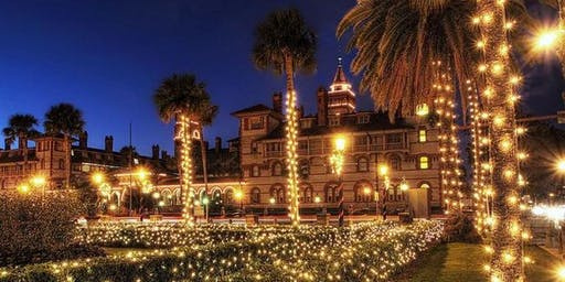 Light Up St Augustine Bus Trip 2019