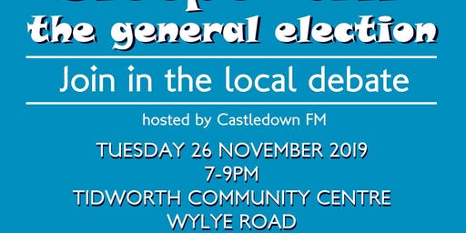 General Election - The Local Debate