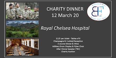 Communities Fiji Britain Charity Dinner