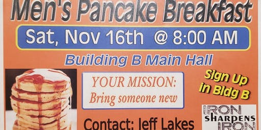 Laveen Baptist Men's Pancake Breakfast