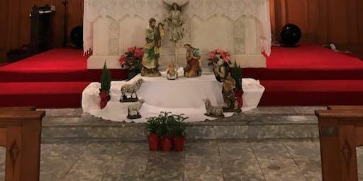 A Choral  Christmas Feast