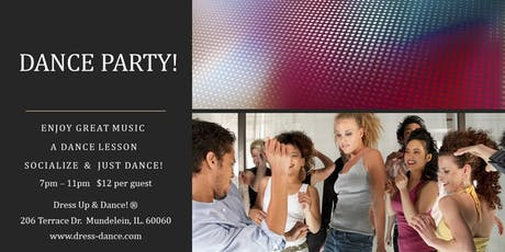Social Dance Party! tickets