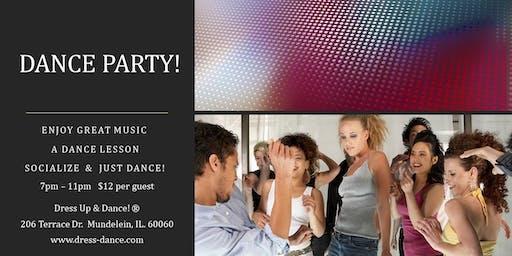 Social Dance Party!