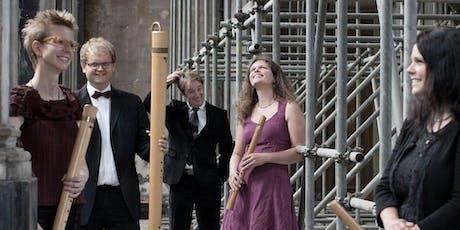 "SPAM / B-Five Blockflöten Consort - ""From Venice with Love"" tickets"