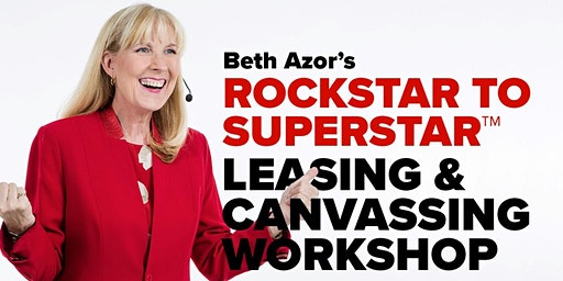 Rockstar to Superstar Leasing & Canvassing Bootcamp - January 14