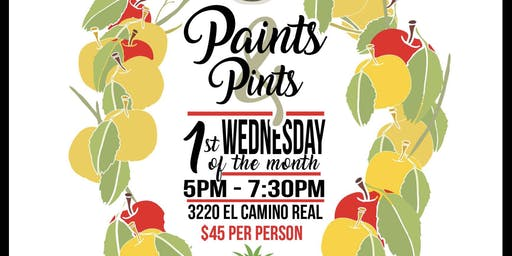 Holiday Paints and Pints at Bristol's Ciderhouse