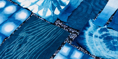 Cwrs: Lliwio Indigo | Course: Dyeing - Intro to Indigo  tickets
