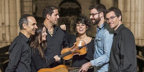 """SPAM /   Lina Tur Bonet & MUSIca ALcheMIca - """"La Bellezza"""" Tickets"""