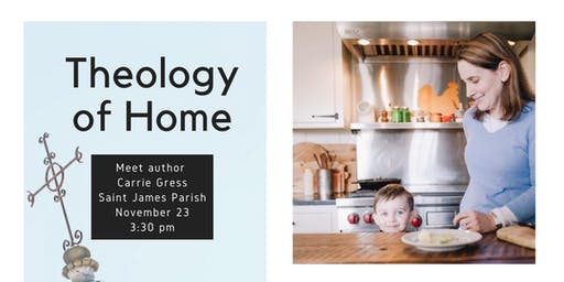 Theology of Home Book Talk