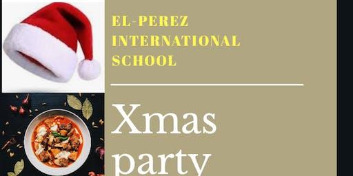EL-PEREZ International School XMAS PARTY 2019