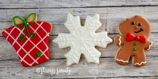 Beginner Christmas Cookie Decorating Class
