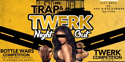 Trap N Twerk Night Out Hot 97 Thanksgiving special Nov 28th at Katra Lounge Ladies Open Bar Ladies Free Entry @Chase.Simms NYC