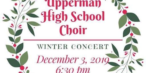 Winter Concert - Upperman High School Choir