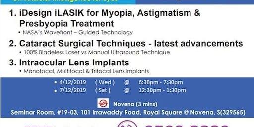 LASIK  &  Cataract  Surgery  Eye  Forum