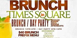 BRUNCH IN TIMES SQUARE: Brunch Series (LGDS)