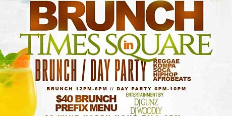 BRUNCH IN TIMES SQUARE: Brunch Series  tickets