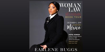 Women Law - Life, Love and Relationships (Book Tour) MEXICO