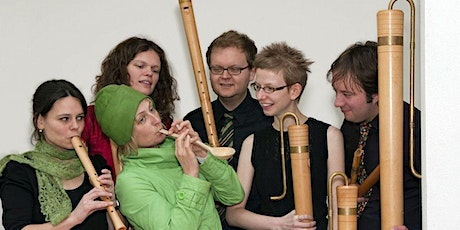 SPAM /  B-Five Blockflöten Consort & Margret Gilgenreiner Tickets