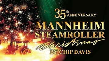 """Mannheim Steamroller Christmas"" by Chip Davis"