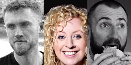 London's Irish: Top Secret Comedy Club tickets