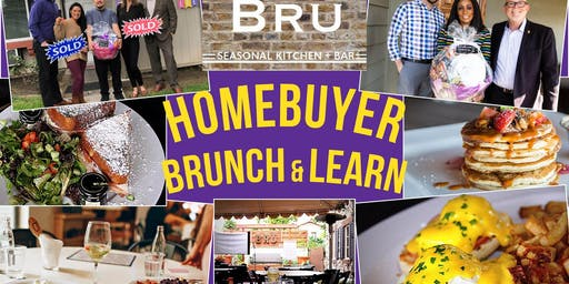 Complimentary Homebuyer Workshop at BRU Grill
