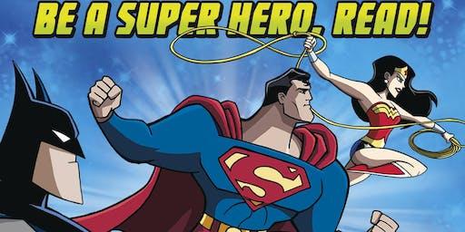 D.R.A.G Superhero Storytime