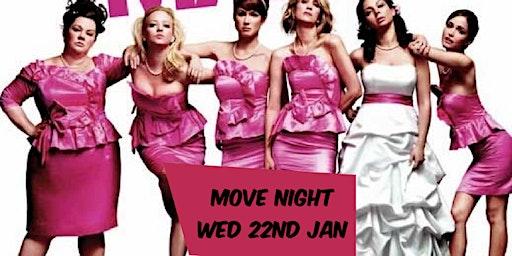 Bridesmaids Movie Night